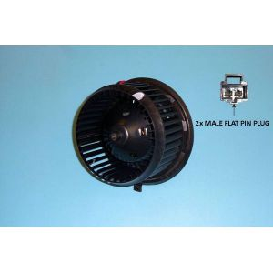 Heater motor Alfa Romeo 147 1.9 JTD 8 valve Diesel Manual/Automatic (Nov 2000 to Jun 2003)