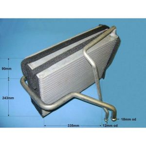 Evaporator Chrysler Grand Voyager 3.3 Petrol Manual/Automatic (Jan 1996 to Mar 2001)