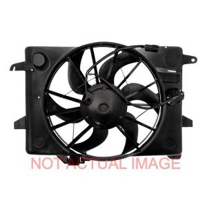 Condenser Cooling Fan Chrysler Voyager 2.4 Petrol Manual (Mar 2001 to Dec 2008)