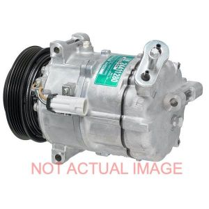 Compressor (AirCon Pump) Chrysler Delta 1.6 D Diesel Manual/Automatic (Aug 2011 to 2019)