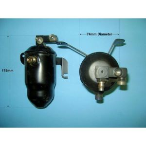 Receiver Drier Citroen Berlingo 1.4 Petrol Manual/Automatic (Jun 1993 to May 1997)