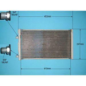 Universal condenser SSP022296
