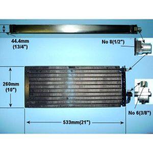 Universal condenser 16-21X10