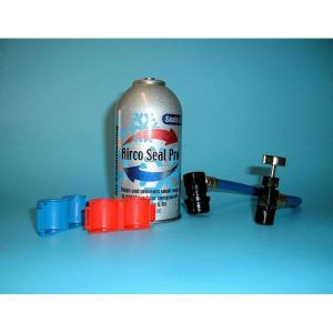 AIRCO SEAL ONE SHOT PER VEHICLE UNIT SUPPLIED WITH DISPOSABLE HOSE