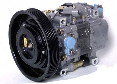 Air Con Clutch and Pulley Replacement - Why They Fail