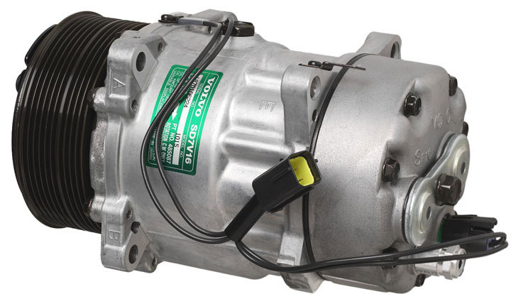 How to fit your car air con compressor pump
