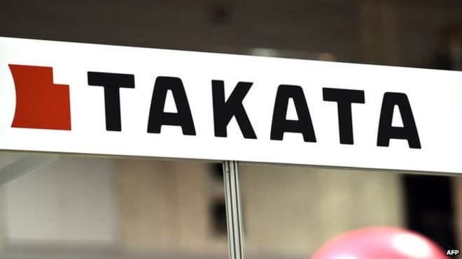 Takata Airbag Recall Expanded