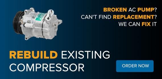 Rebuild Existing Compressor